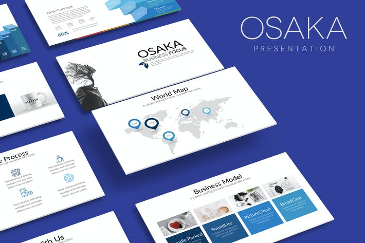 Cover Image For OSAKA Keynote
