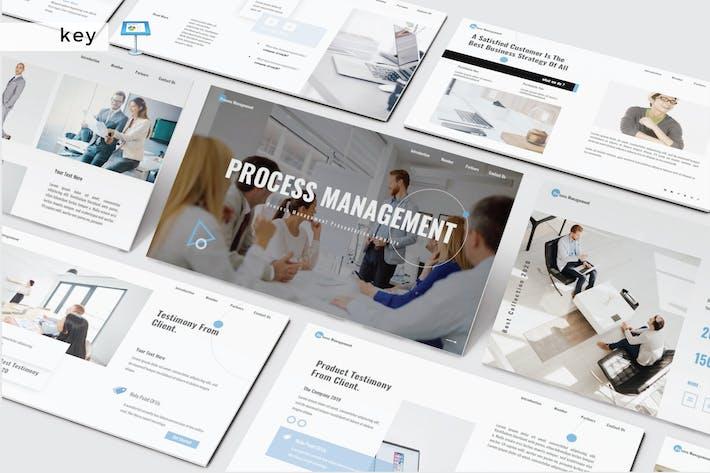 PROCESS MANAGEMENT - Keynote V493