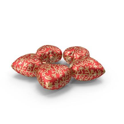 Herz Ornamente