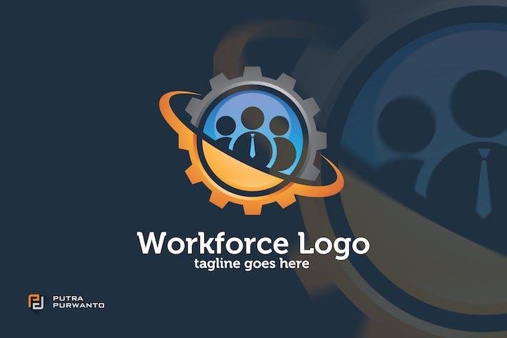 Thumbnail for Workforce - Logo Template