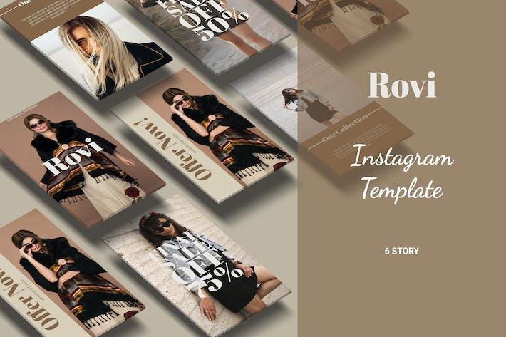 Thumbnail for Rovi - Fashion Social Media Stories Teil 2