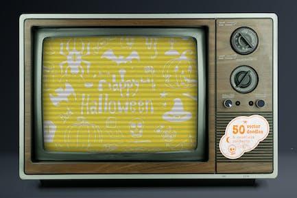 Halloween Special Vector Set