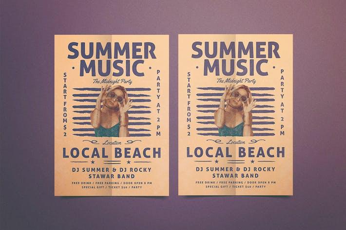 Thumbnail for Musique d'été