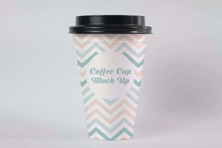 Thumbnail for Coffee Cup Mock Up