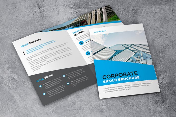 Cover Image For Corporate Bifold
