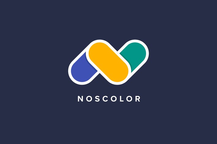 Thumbnail for Nos Color Logo Template