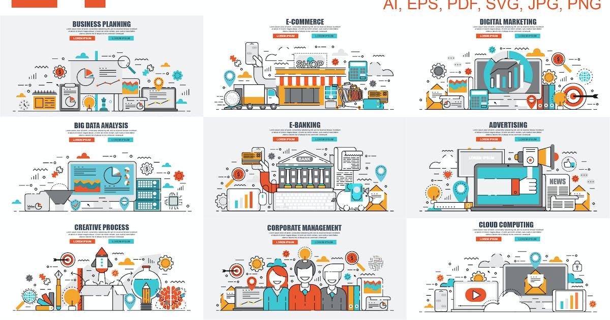 Download Flat Line Concepts by alexdndz
