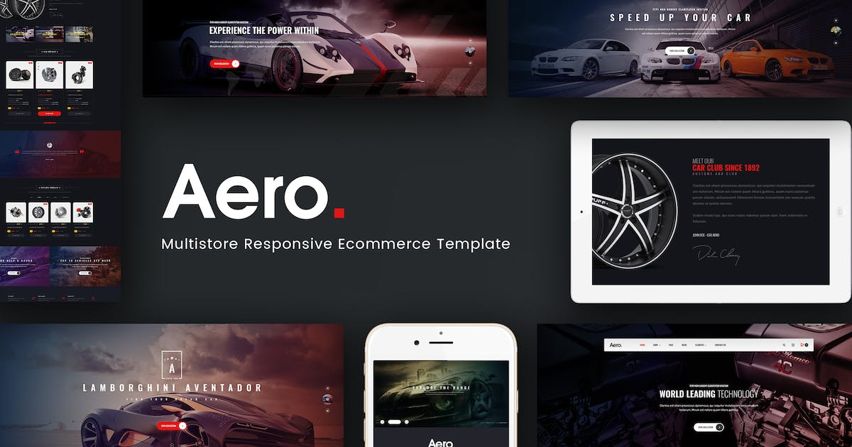 Download Aero - Car Accessories Responsive Magento Theme by Plaza-Themes