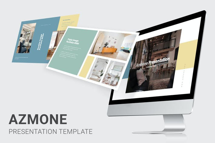Thumbnail for Azmone - Home Decor Powerpoint