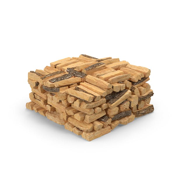 Thumbnail for Large Stack of Firewood