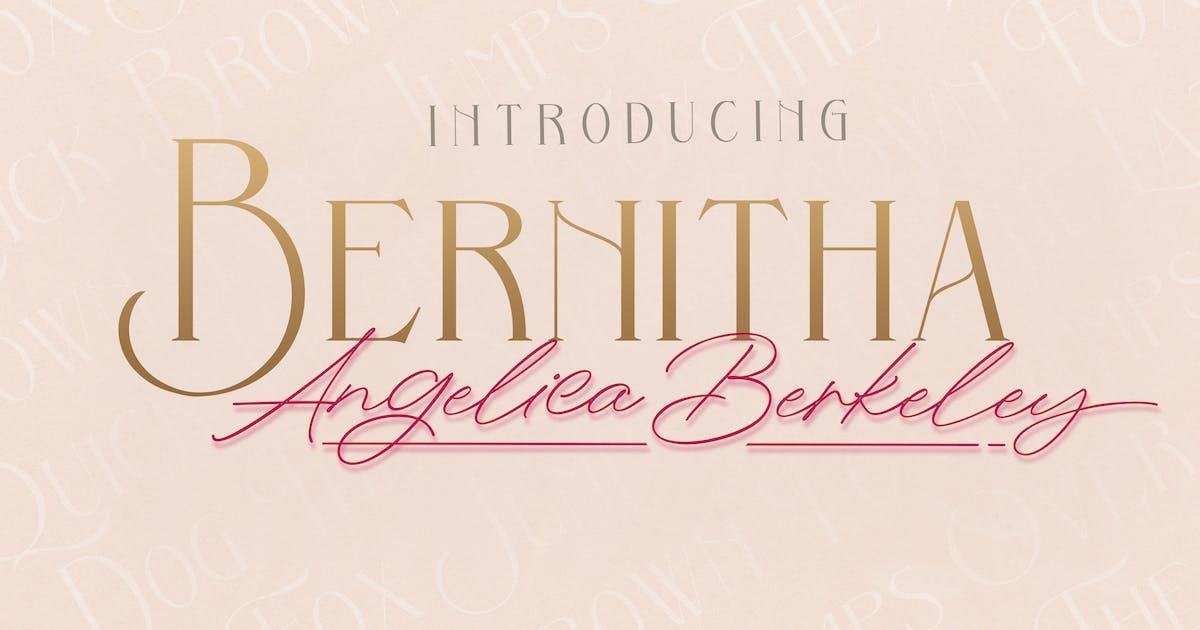 Download Bernitha Angelica Berkeley by Cotbada-studio