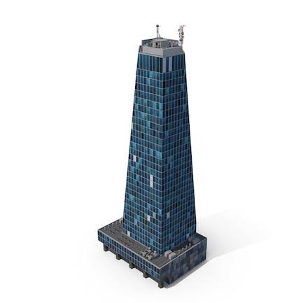 Wolkenkratzer Gebäude