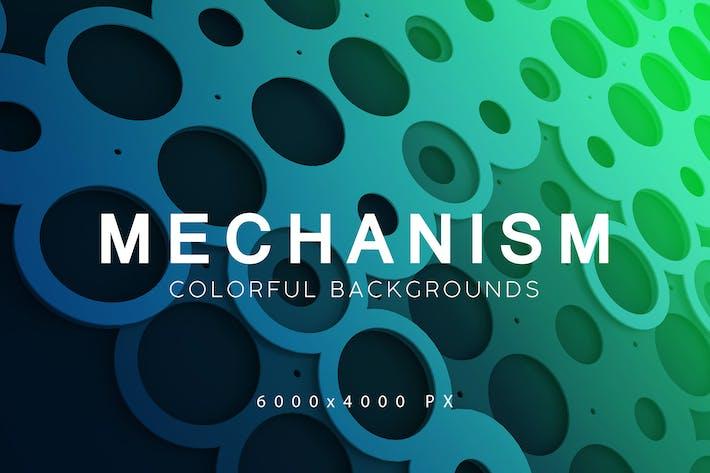 Mechanism Backgrounds