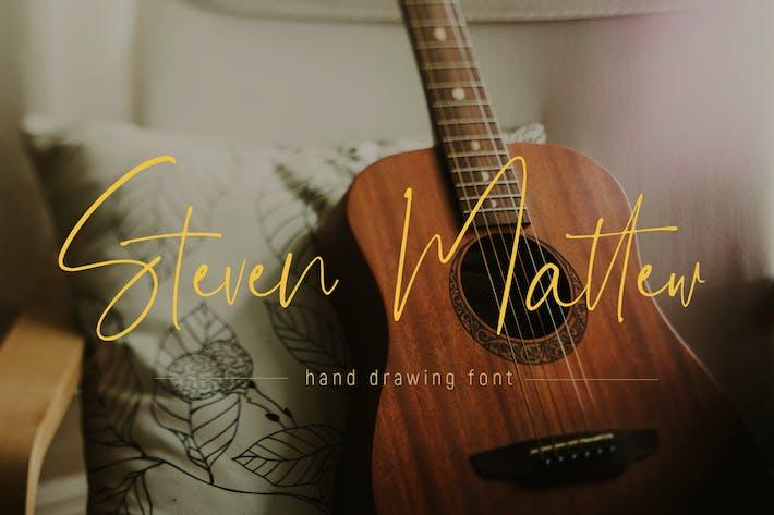 Thumbnail for Steven Mattew