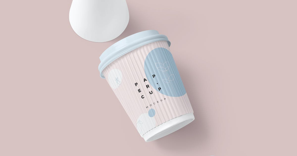 Download Paper Cup Mockups by DesignNeutrons