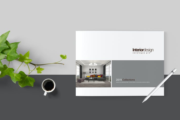 Thumbnail for Minimal Interior Brochure