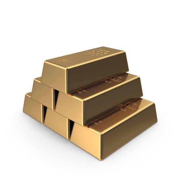 Thumbnail for Fine Gold Ingots