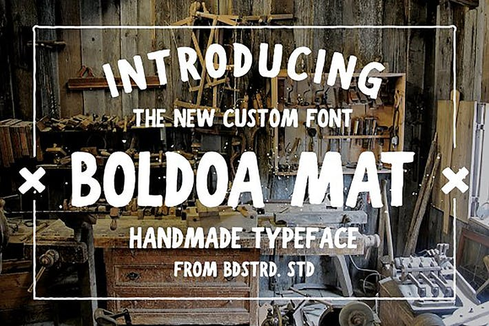Cover Image For Boldoa Mat