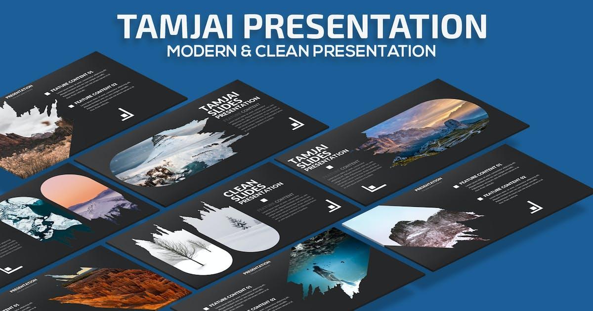 Download Tamjai Powerpoint Presentation Tempalte by mamanamsai