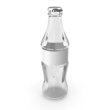 Glass Bottle with Cap