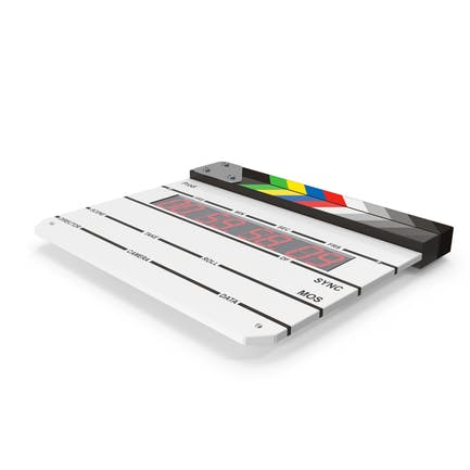 Digital Filmslate