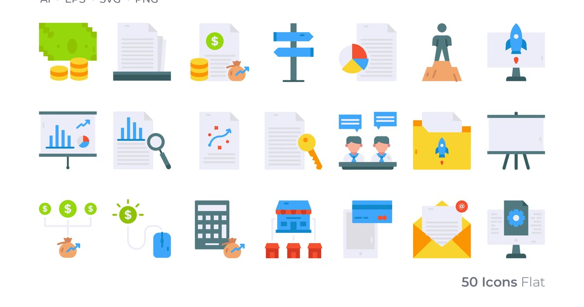 Download Start Up Color Icon by GoodWare_Std