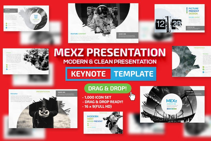 Thumbnail for Mexz Keynote Presentation