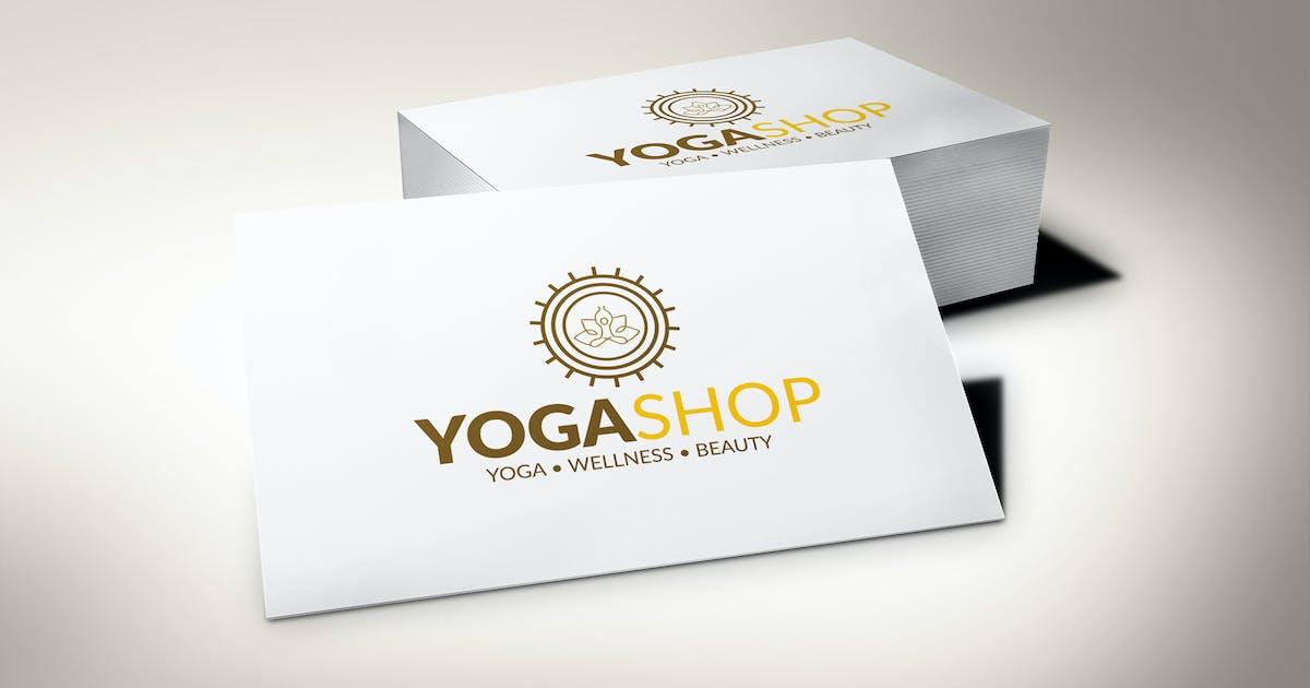 Download Yoga Workshop Logo by graphix_shiv