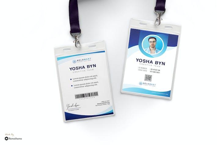 Thumbnail for Aelo - Business Id Card HR
