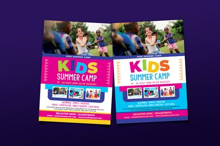 Kids Camps/Sommercamp