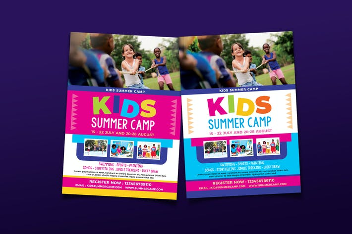 Thumbnail for Kids Camp / Summer Camp