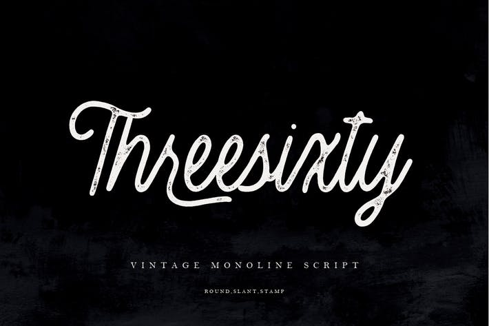 Thumbnail for Theesixty Vintage Monoline MS