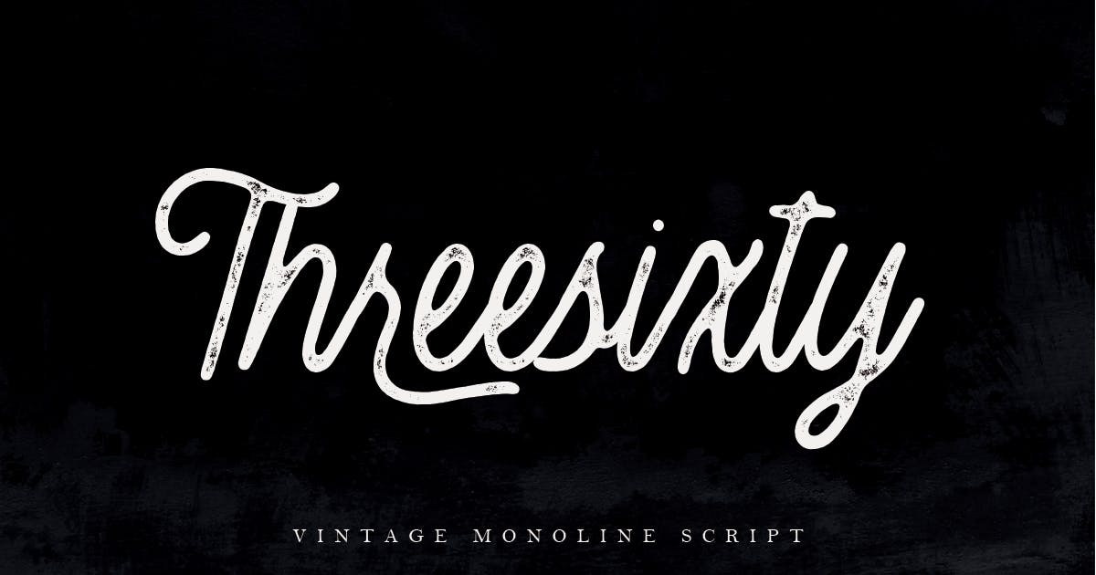 Download Theesixty Vintage Monoline MS by templatehere