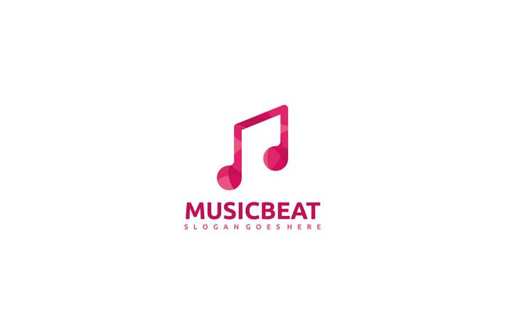 Thumbnail for Music Beat Logo