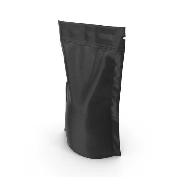 Vacuum Sealed  Bag Black