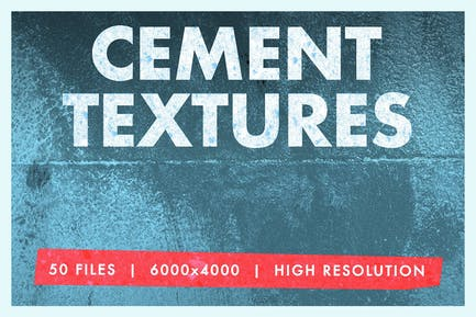 Zement Textur Mega 50 Pack