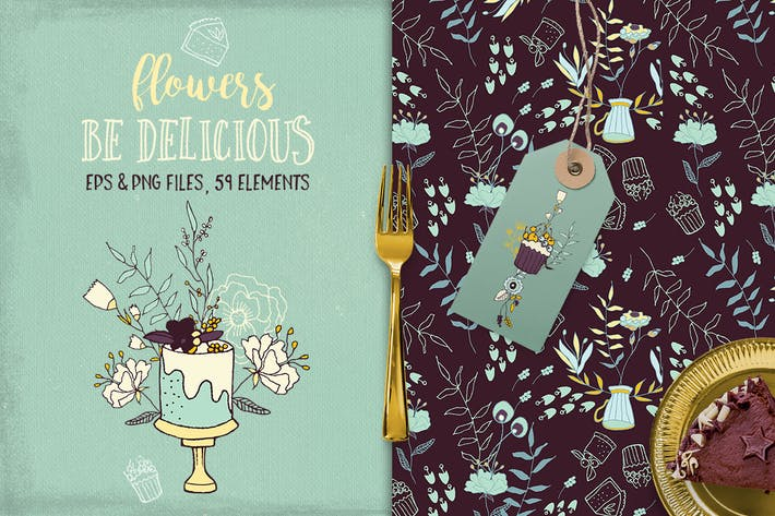 Thumbnail for Be Delicious Flowers