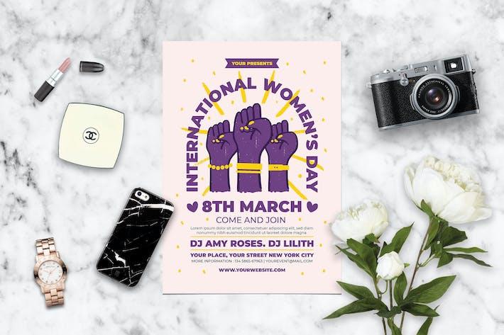 Thumbnail for International Women Day