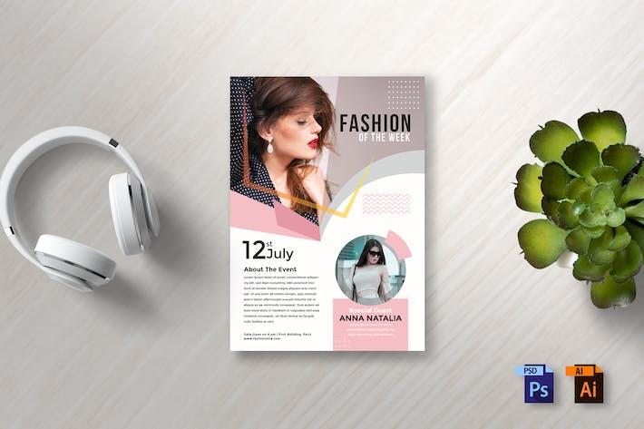 Thumbnail for Fashion Flyer Vol.2