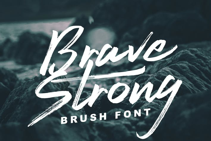 Thumbnail for Brave Strong