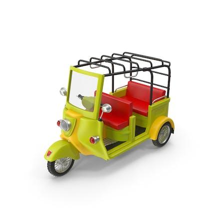 Tri Wheel Motorrad