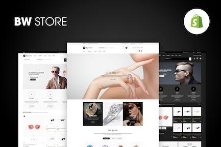 BW Store - Multiusos Responsive Shopify Tema