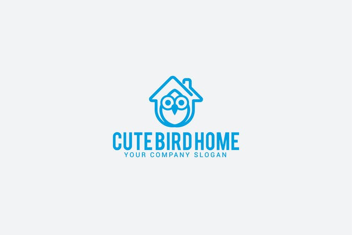 Thumbnail for cute bird home