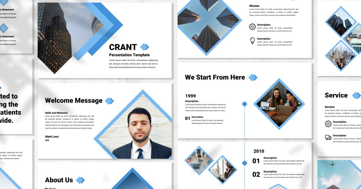 Download Crant - Business Powerpoint Template by designesto