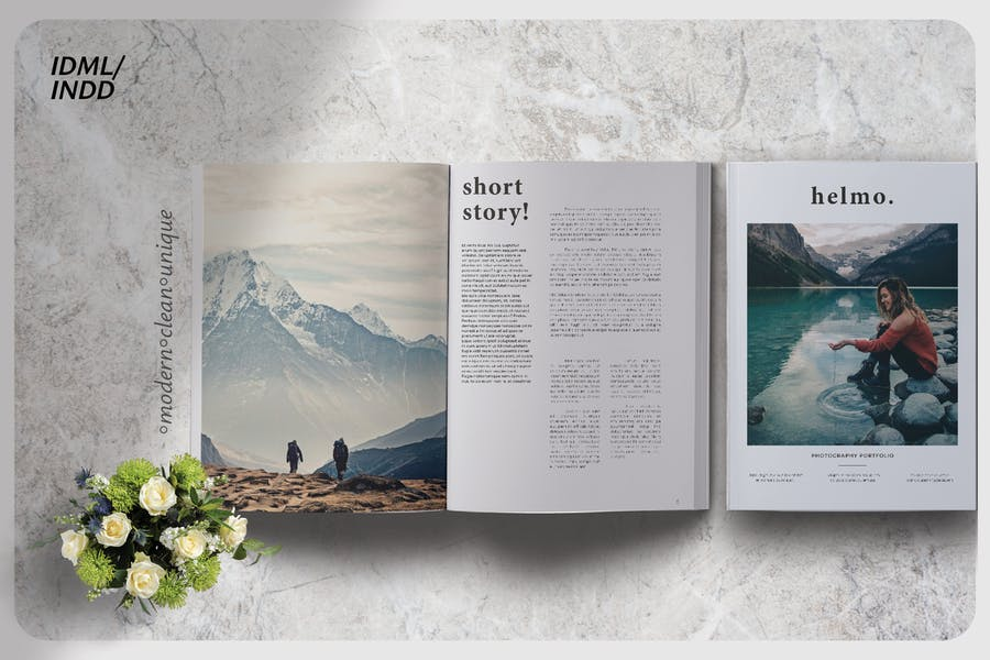 Helmo Photography Lookbook