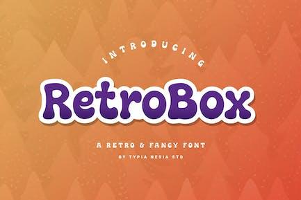 Retrobox Retro Fantaisie Fantaisie