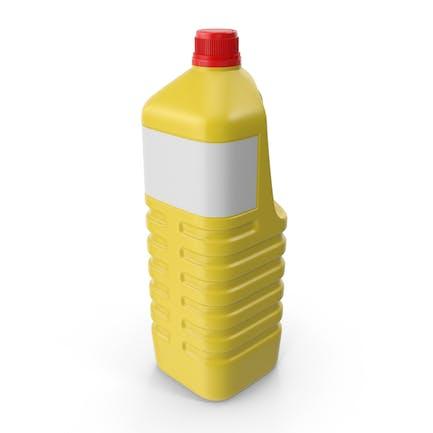 Botella de detergente