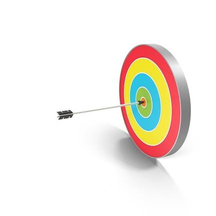Bogenschießen Ziel