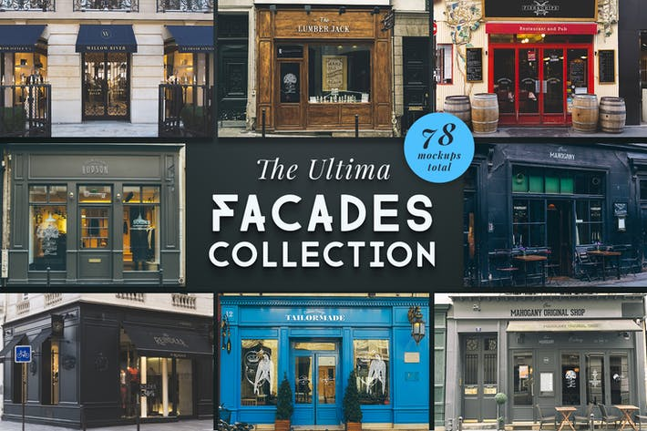 Thumbnail for The Ultima Facades Collection
