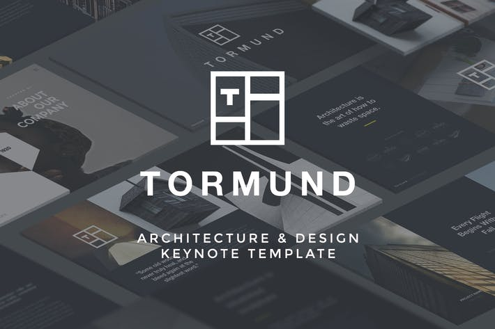 Thumbnail for Tormund - Keynote Template